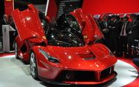 フェラーリ初の市販ハイブリッド、ラ・フェラーリ …限定499台の生産を終了 画像