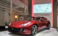 フェラーリ GTC4ルッソ 日本発表、シューティングブレークデザイン受け継いだ最新モデル 画像