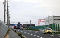 輸入車21ブランドの陸揚げ拠点…日本一の自動車輸出入港、三河港[フォトレポート] 画像