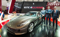 【北京モーターショー16】フェラーリ、「GTC4ルッソ」を中国初公開…FF が大幅改良 画像
