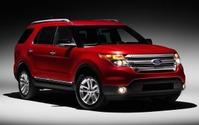 フォード エクスプローラー、米国でリコール…サスペンションに不具合 画像