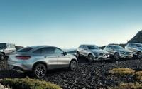 メルセデス世界販売、10.8%増の17万台超え…SUVは4割増  4月 画像