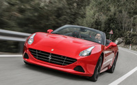 【フェラーリ カリフォルニアT 海外試乗】ハンドリング・スペチアーレ、官能的なサウンドとしなやかな乗り心地…山崎元裕 画像