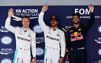 【F1 スペインGP】ハミルトンがポールポジション、ホンダのアロンソがQ3進出 画像