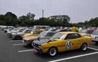 西武園ゆうえんちに旧車が大集合…第4回 昭和のクルマを守る集い 画像