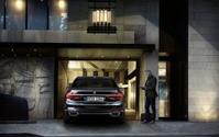 BMW、遠隔駐車システムを 7シリーズ にオプション設定…量産車初 画像