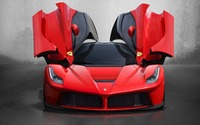 ラ・フェラーリ に「スパイダー」確定…CEOが明かす 画像
