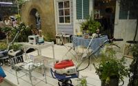 【ガーデニングショウ16】ホンダ、フランス風の庭を再現して自社の汎用品を一堂に 画像