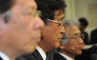 三菱自、社長・副社長辞任、会長は無報酬「外の血が必要」 画像