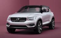 ボルボ、「コンセプト40.1」初公開…小型SUVを示唆 画像