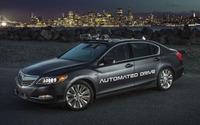 アキュラ、最新自動運転車の開発車両を初公開…2世代目に進化 画像
