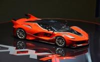 【静岡ホビーショー16】タミヤ、フェラーリFXX Kを実車そのままにモデル化 画像