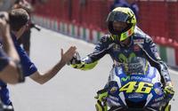 【MotoGP 第6戦イタリア】ロッシが母国レースでポールポジションを獲得 画像