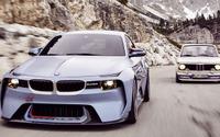 名車 2002ターボ の再来…BMW「2002 オマージュ」初公開 画像