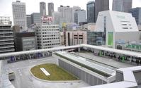 バスタ新宿オープンから1カ月、約58万人が利用 画像