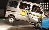 スズキ イーコ、最低のゼロ評価…グローバルNCAP 画像