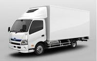 いすゞと日野、トラック・バスの自動運転システム実用化に向けITS技術を共同開発 画像