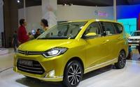 トヨタの新型ミニバン、インドネシアでスクープ…新興国向け 画像