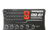 純正システムアップに、AudioControl DQ-61 6chデジタルシグナルプロセッサー 画像