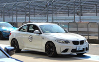 【BMW M2クーペ サーキット試乗】高速サーキットでも楽しめる実力…丸山誠 画像
