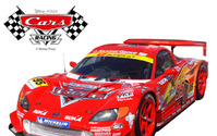 【SUPER GT】「カーズ」レーシングチーム始動! 画像