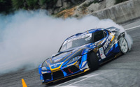 【D1 第1戦】GRスープラが初優勝!! Team TOYO TIRES DRIFTの川畑真人が奥伊吹を制す 画像