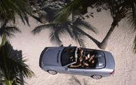 【ジュネーブショー2003出品車】新型メルセデス『CLKカブリオレ』…4シーターだ! 画像
