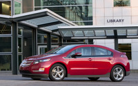 GMオンスター、PHVボルトに専用サービス…PC上で車両管理 画像