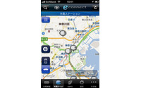 「G-BOOK 全力案内ナビ」、「LEXUS smartG-Link」「eConnect for PHV」と連携開始 画像