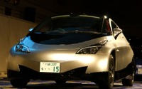 【SIM-Drive SIM-CEL 発表】清水社長「ELiicaに匹敵する加速を実現」 画像