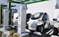 トヨタ自動車、電動モビリティシェアリングの充電ステーションを豊田市に設置 画像