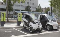 トヨタ自動車、仏グルノーブル市のカーシェア実証実験に参画…70台の超小型EVを提供 画像