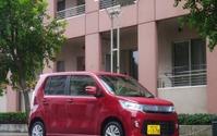 【スズキ ワゴンR スティングレー 試乗】軽初の駐車支援システムは必要か…中村孝仁 画像