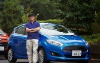 【フォード フィエスタ 試乗】時代を越えて、大人になった最新型…吉田匠 画像