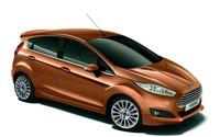 フォード フィエスタ に専用本革シートの特別仕様…限定80台 画像