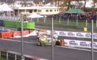 二輪王者 バレンティーノ・ロッシ、四輪デモレースでこんな神業[動画] 画像