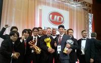 UDトラックス、アフターマーケット技能コンテストで南アチームが優勝 画像