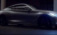 日産 スカイライン クーペ 次期型、インフィニティ Q60コンセプト…ドライバーの五感を刺激[動画] 画像