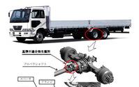 【リコール】UDトラックス コンドル、プロペラシャフト脱落のおそれ 画像