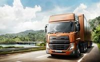 UDトラックスの2014年世界販売台数、前年比13.6%増の2万1638台 画像