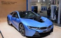 【ジュネーブモーターショー15】BMW の PHV スポーツ i8 が小改良…装備充実 画像
