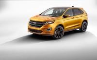 【ジュネーブモーターショー15】フォードの中型クロスオーバー、エッジ 新型に「S」…スポーティ仕様 画像