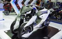 【バンコクモーターショー15】ヤマハ 03GEN-f…未来派三輪バイクコンセプト[詳細画像] 画像