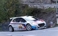 【全日本ラリー】プジョー、208 GTi で参戦するプライベートチームをサポート 画像