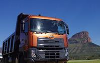 UDトラックス、南アフリカでクエスター発売…周辺8か国にも順次投入 画像