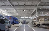 UDトラックス、本社テストコースに試乗&体験施設…80年の歴史を紹介 画像