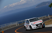 【全日本ラリー 第3戦】プジョー 208 GTi、初めてのコースで4位入賞 画像
