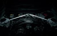 【スバル BRZ tS 発売】ねじりをいなし、走り意のままに…新開発「フレキシブルVバー」採用 画像