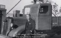 【東京モーターショー15】UDトラックス、予告映像を公開…80年の歴史を振り返る 画像