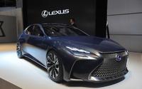 【東京モーターショー15】レクサス LF-FC コンセプト…未来のフラッグシップとなるFCV[詳細画像] 画像